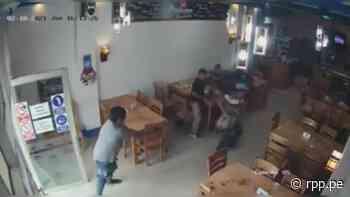Junín: Delincuentes disparan a coordinador de Foncodes en Satipo por resistirse a robo [VIDEO] - RPP Noticias