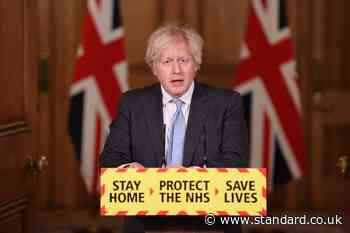 Boris Johnson to address the nation about lockdown tomorrow evening