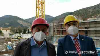 San Giuliano Terme: proseguono i lavori del Nuovo Polo Integrato per la Salute - PisaToday