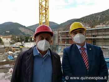 Casa della Salute, cantiere nei tempi previsti - Qui News Pisa
