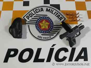 Polícia Rodoviária detém motorista por porte ilegal de arma em Charqueada - Grupo JC de Comunicação