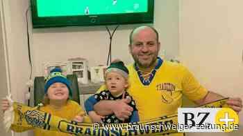 Braunschweigs Fußball-Wirte gucken Spiel auf dem Sofa