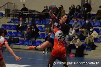 Handball - D2F : Le Havre a tout gâché à Noisy-le-Grand - Paris-Normandie