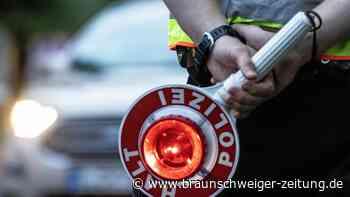 Polizeikontrolle: Aus Autofahrer wird in Salzgitter Fußgänger
