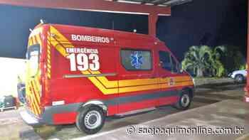 Corpo de Bombeiros de Bom Jardim da Serra recebe viatura 0km - Agência de Notícias São Joaquim Online