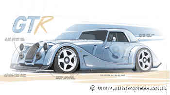 New limited edition Morgan Plus 8 GTR project revealed
