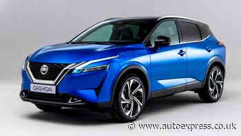 New 2021 Nissan Qashqai revealed with hybrid powertrain