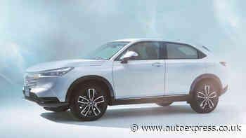 New 2021 Honda HR-V hybrid SUV revealed