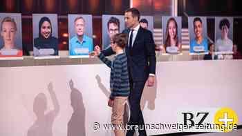 """Max (11) aus Braunschweig gewinnt bei """"Klein gegen Groß"""""""