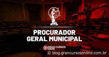 Concurso PGM Tupi Paulista SP: MP recomenda certame. VEJA! - Gran Cursos Online