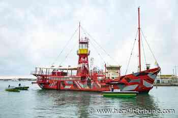 SETE - Le « Roquerols », bateau du centenaire Brassens est arrivé ! - Hérault-Tribune