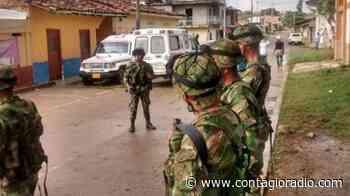 Base militar pone en riesgo a comunidades de Hacarí, Norte de Santander – Contagio Radio - Contagio Radio