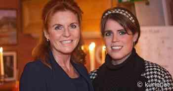 Sarah Ferguson hat eventuell versehentlich Eugenies Babynamen verraten - KURIER
