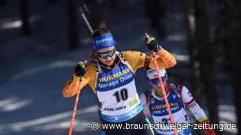 Biathlon-WM: Preuß Sechste im Massenstart - Hauser holt Gold
