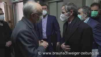 Deeskalation im Atomstreit? IAEA-Chef nimmt Gespräche in Teheran auf