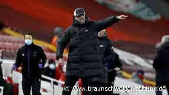 """Premier League: Liverpool """"ein Schatten"""" - Derbyniederlage schmerzt Klopp"""