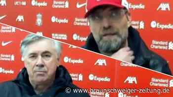 """Klopp nach Derby-Pleite: Mannschaft noch """"voller Begierde"""""""