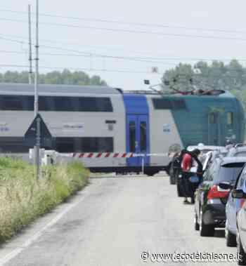 Treno: sulla Torino-Pinerolo via le barriere a Vinovo, Airasca e Piscina - L'Eco del Chisone