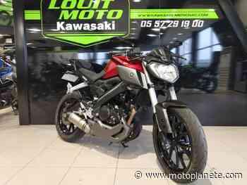 Yamaha MT-125 2015 à 3590€ sur MERIGNAC - Occasion - Motoplanete