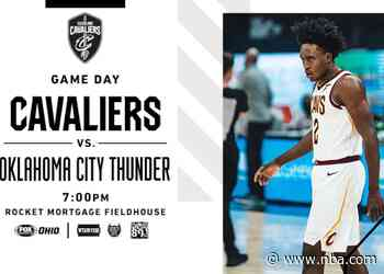 Cavs vs Thunder | Rocket Mortgage Game Preview
