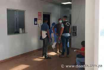 Disparan contra tres hombres en Cativá - Día a día