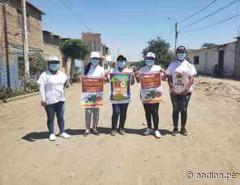 La Libertad: Pacasmayo promueve recolección de inservibles para prevenir el dengue - Agencia Andina