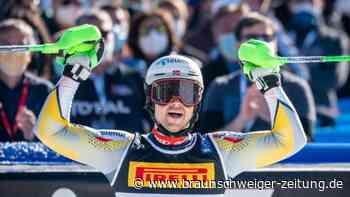 Alpine Ski-WM: Norweger Foss-Solevaag gewinnt Slalom-Gold - Straßer patzt
