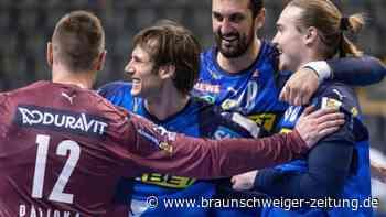 Handball-Bundesliga: Rhein-Neckar Löwen gewinnen Verfolgerduell in Berlin