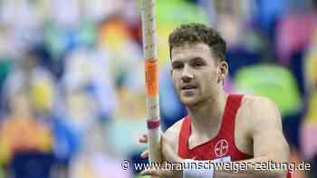 Leichtathletik: Torben Blech holt deutschen Meistertitel im Stabhochsprung