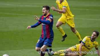 Primera Division: Enttäuschung für Barça - Nur Remis imRekordspiel von Messi