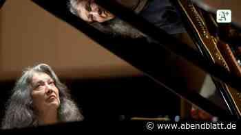 Premiere in Hamburg: Konzertfilm mit groovender Martha Argerich - Hamburger Abendblatt