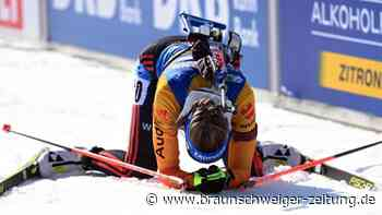 Biathlon: Nur zwei Medaillen: Biathleten mit enttäuschender WM-Bilanz