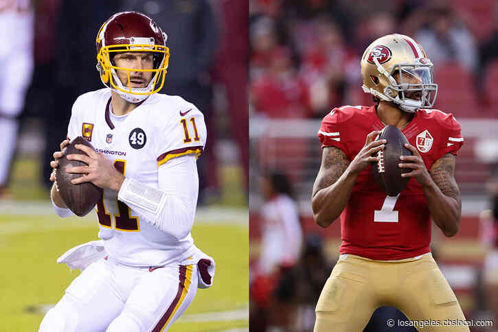 Former 49ers QB Alex Smith on Kaepernick: 'He Obviously Was Trying To Tell Us Something'