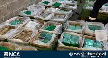 Tien arrestaties voor recordhoeveelheid van 2,3 ton coke in Engeland (VIDEO) - Crimesite