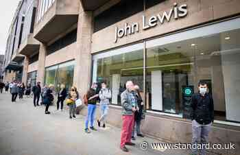 John Lewis could close eight more department stores as retail industry woes continue