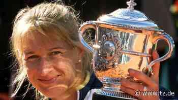 Steffi Graf: Andre Agassi postet Aufnahme von ihr - Tennis-Welt aus dem Häuschen - tz.de