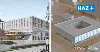 Laatzen: Neubau von Rathaus Laatzen wird Kubus von Schneider Sehlbach - Hannoversche Allgemeine