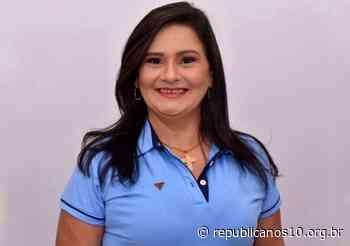 Nildinha Teles agradece eleitores em Chapadinha (MA) - Agência Republicana de Comunicação (ARCO - Republicanos10)