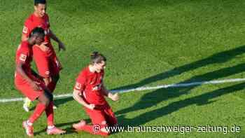 """22. Spieltag: RB ist an Bayern dran - Nagelsmann: """"Auf Gaspedal bleiben"""""""