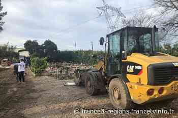 Les travaux du cimetière animalier de Cadaujac provoquent la colère de plusieurs usagers - France 3 Régions