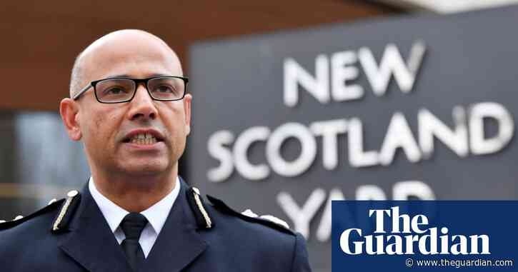 UK's top counter-terror officer backs Prevent amid row over review