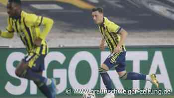 Süper Lig: Rückschlag für Özil und Fenerbahce im Titelrennen