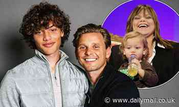 Jade Goody's ex Jeff Brazier reveals  importance of son Bobby, 17, not relying on his parents' fame