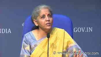 I neither had a dream nor role-model: Finance Minister Nirmala Sitharaman