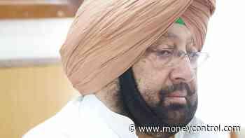 At Niti Aayog meeting, Amarinder Singh raises farm laws, COVID-19 vaccination, GST compensation