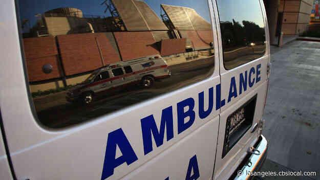Investigation Underway In Palmdale Following Fatal Crash Involving Pedestrian