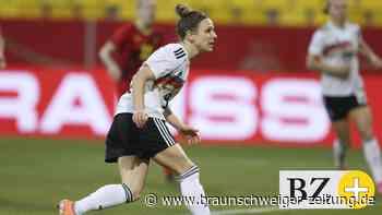 Frauenfußball: DFB-Frauen starten mit Sieg gegen Belgien ins Jahr