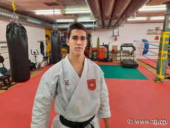 Encore une médaille d'or pour Matias Moreno Domont - RFJ
