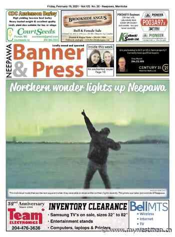 Friday, February 19, 2021 Neepawa Banner & Press - myWestman.ca