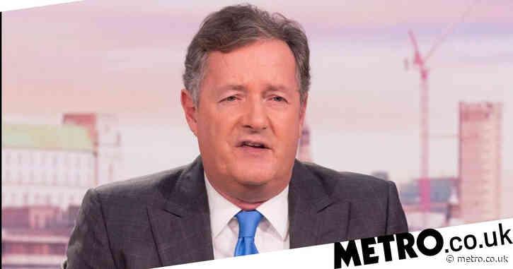 Piers Morgan confirms Good Morning Britain return after 'long 10 days'